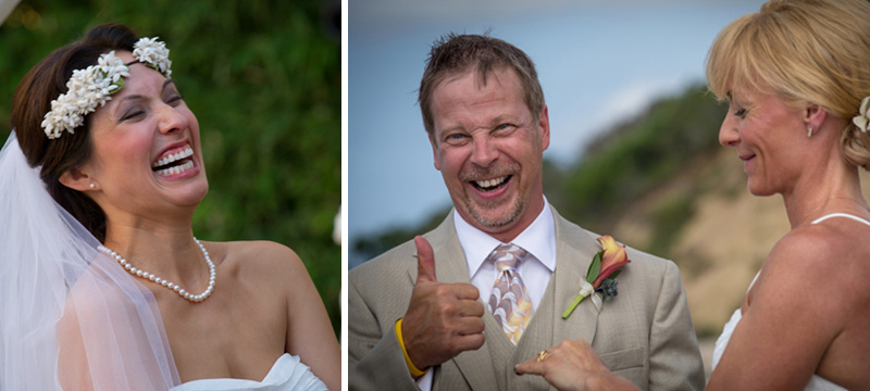 Laughter, Fun, and Weddings
